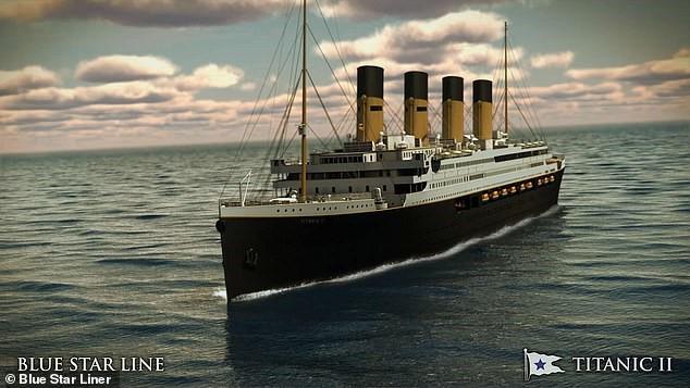Titanic II est de retour. Circuit, date de départ et tout ce que vous devez savoir