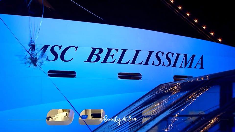 MaCroisiere.ma inaugure à Southampton le dernier-né de MSC Croisières - Le MSC Bellissima