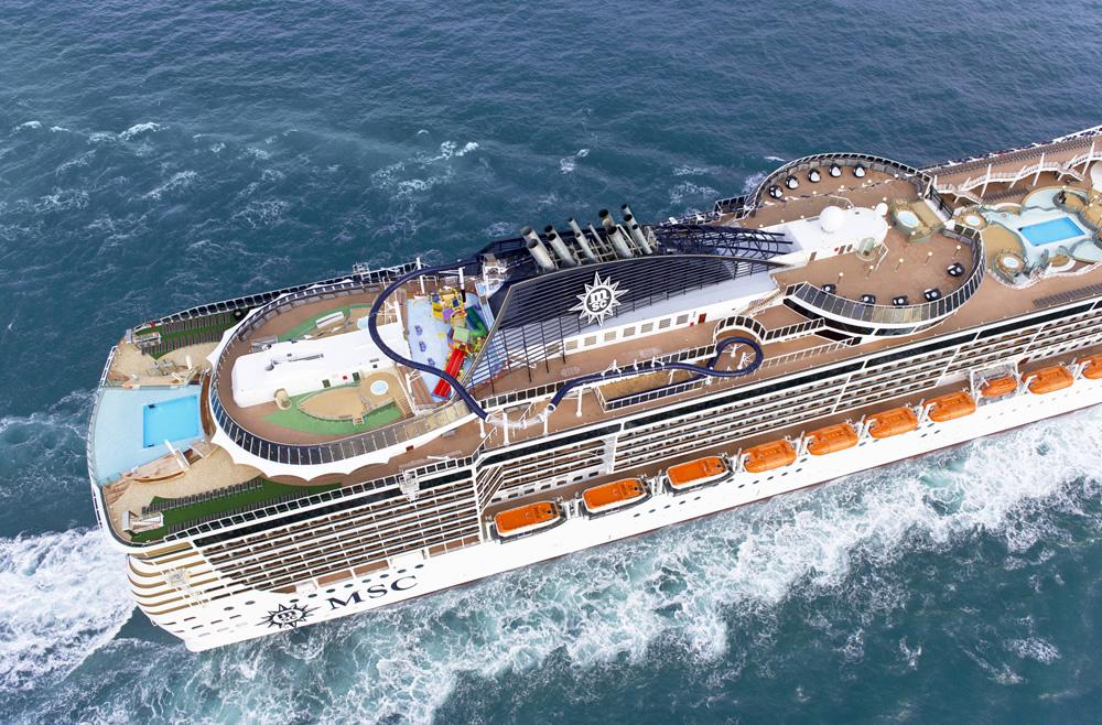 Germany, United Kingdom, France, Spain, Portugal en 10 jours au départ de Hamburg à bord du Msc Preziosa