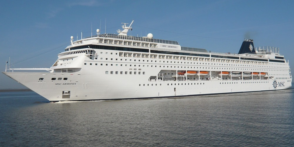 United States, Bahamas en 4 jours au départ de Tampa United States à bord du Msc Armonia