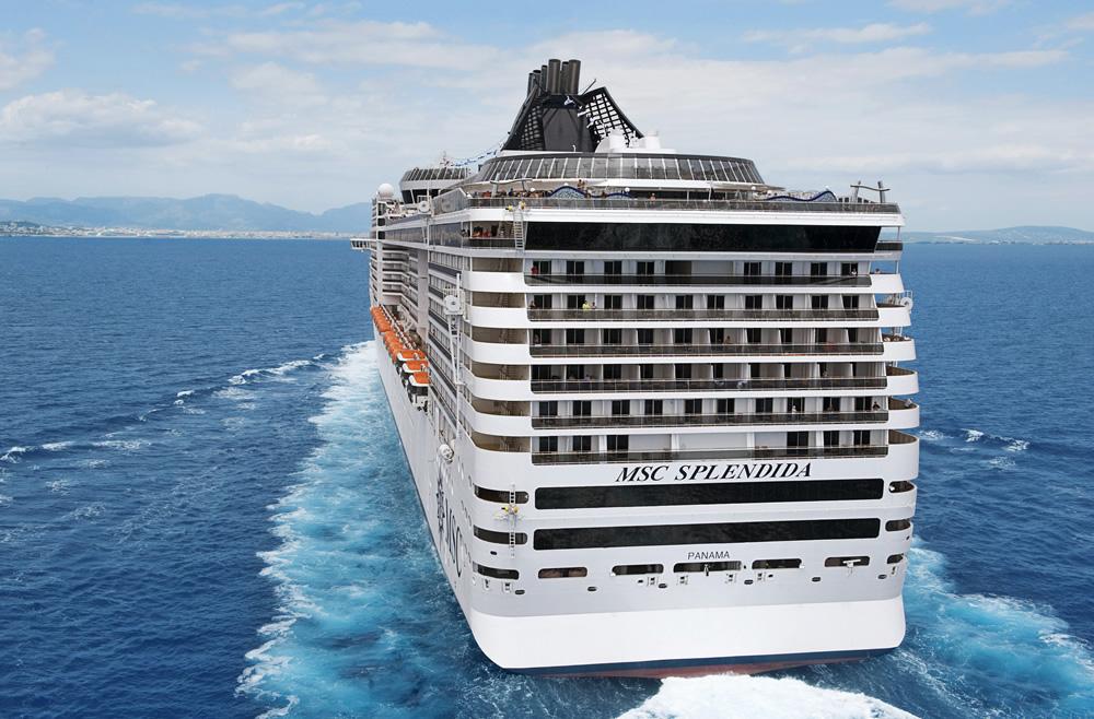 Italy, Spain, Morocco, Portugal, United Kingdom, G en 11 jours au départ de Genoa Italy à bord du MSC SPLENDIDA