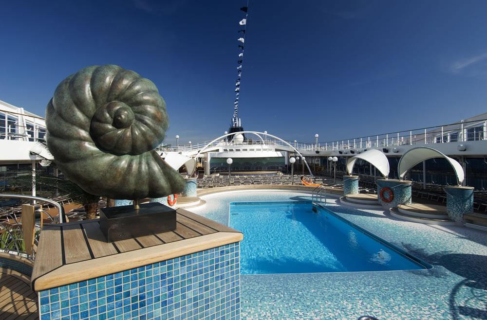 South Africa, Reunion, Mauritius, Seychelles, Jord en 26 jours au départ de Durban South Africa à bord du MSC ORCHESTRA