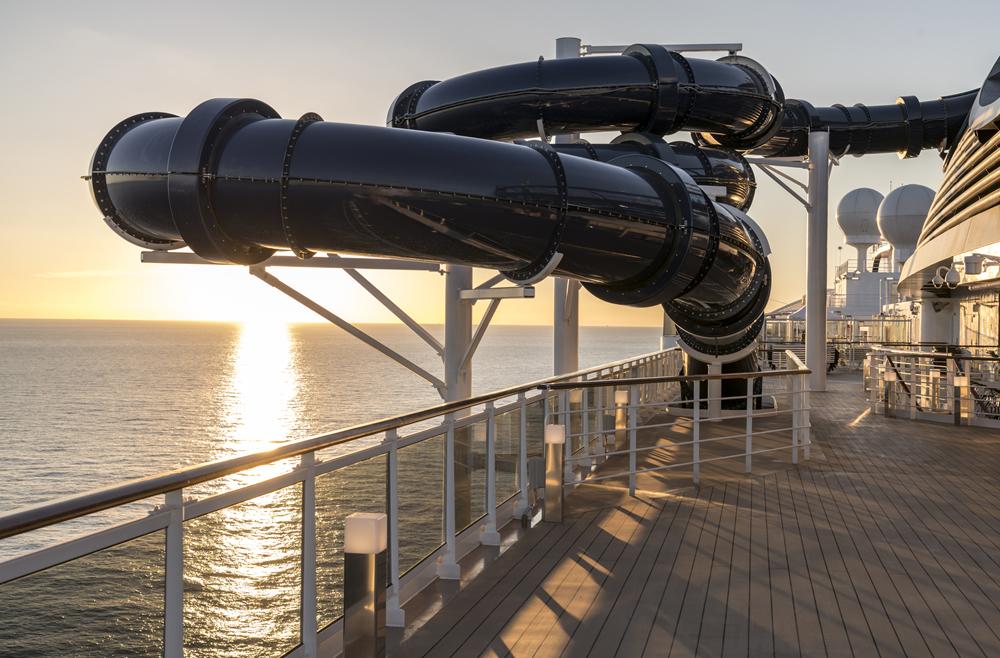Italy, Malta, Spain, France en 8 jours au départ de Genoa Italy à bord du Msc Seashore