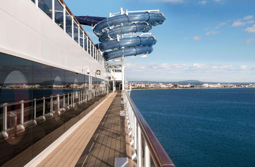Italy, France, Spain en 7 jours au départ de Naples Italy à bord du Msc Seaside