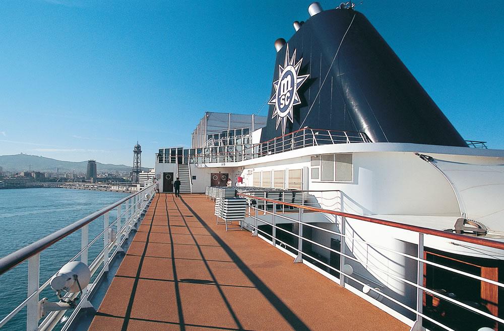 Italy, Croatia, Greece, Albania en 8 jours au départ de Ancona Italy à bord du Msc Sinfonia